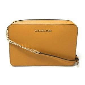 Michael Kors Jet Set Item Large Crossbody Marigold